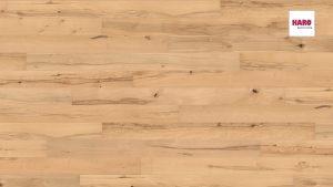 535451 Plank 1-Strip 2V Beech steamed Universal naturaDur