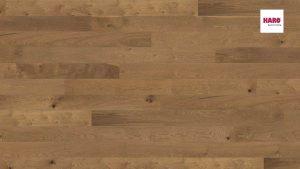 535466 Plank 1-Strip 2V Smoked Oak Sauvage brushed naturaDur