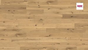535618 Plank 1-Strip 4V Oak invisible Sauvage brushed naturaLin plus